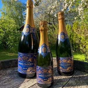 André Clouet Champagne nüüd Eestis!