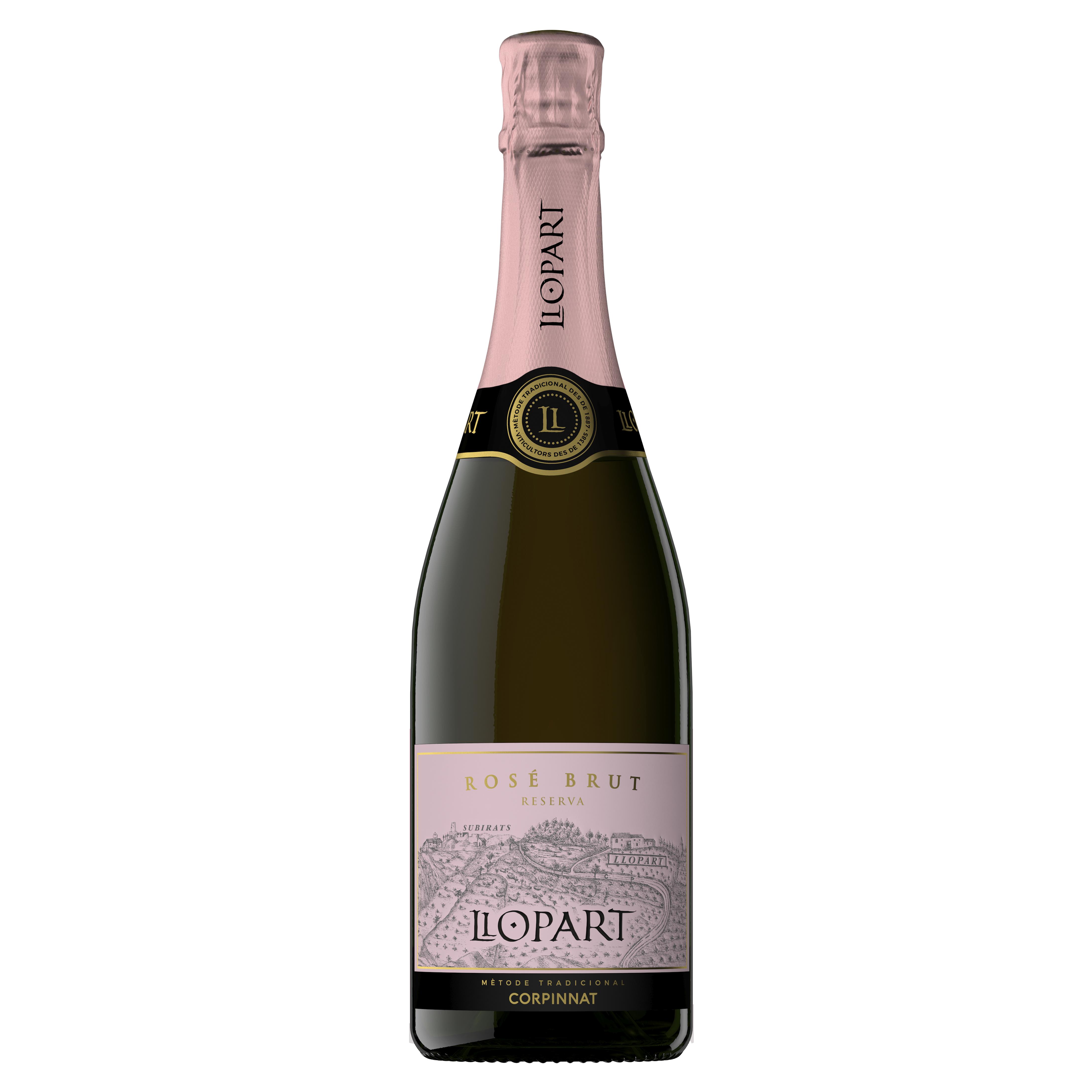 Llopart Rosé Brut Reserva 2018