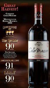 Toskaana veinivalik täienes Collemassari tippveinidega