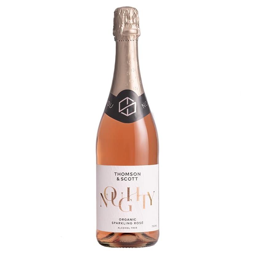 Noughty Rosé alkoholivaba organic vahuvein