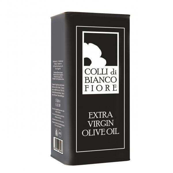 oliivõli kanistris TIN 5L Colli di Biancofiore